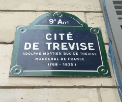 Cité Trévise - French Wikimedian, software developer, science writer, sportswriter, correspondent and radio personality