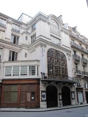 Théâtre de l'Athénée - Louis-Jouvet - English: The théâtre de l'Athénée: Paris 9th arr.