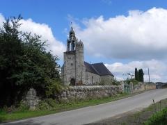 Eglise Saint-Méen de Lannevent - Brezhoneg: Bear. Lanneven. 2