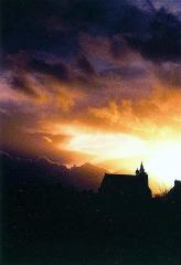 Chapelle Notre-Dame-de-Comfort - Brezhoneg: Berc'hed. Koñforzh. Kuzh heol