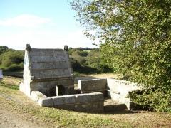 Fontaine Saint-Maur - Brezhoneg: Kalanhel. Sant-Maor. Feunteun. 5