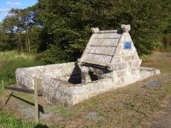 Fontaine Saint-Maur - Brezhoneg: Kalanhel. Sant-Maor. Feunteun. 7