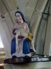 Eglise Saint-Chéron - Brezhoneg: Kawan. Iliz. I.V Druez