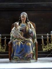 Eglise Saint-Chéron - Brezhoneg: Kawan. Iliz. I.V Kawan