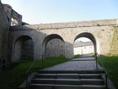 Château de la Reine Anne -  chateau de dinan