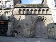 Ancien couvent des Cordeliers -  dinan