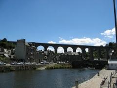 Vieux pont -  3751 - Dinan  Vieux pont de Dinan