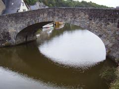 Vieux pont -  Dinan, Frankreich