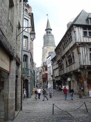 Tour de l'Horloge -  Scorcio della città con vista sulla Torre dell'orologio