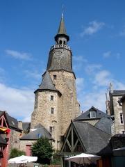 Tour de l'Horloge -  Dianan, Bretagne; Frankreich; Tour de l'Horloge;