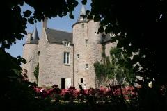 Château de Bienassis - Deutsch: Schloss Bienassis in Erquy, Côtes-d'Armor, Bretagne, Frankreich