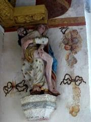 Chapelle de la Salle - Brezhoneg: Lanvilin. Sant-Jerom. I.V. Druez