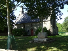 Chapelle de la Salle - Brezhoneg: Lanvilin. Sant-Jerom. Chapel ha kalvar