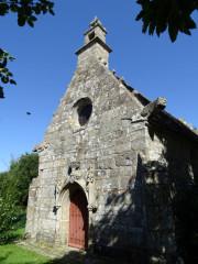 Chapelle de la Salle - Brezhoneg: Lanvilin. Sant-Jerom. Tour