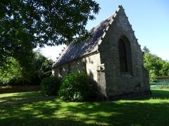 Chapelle de la Salle - Brezhoneg: Lanvilin. Sant-Jerom. Penn ar chapel. Gevred