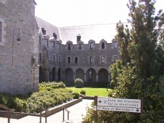 Ancien couvent des Ursulines - Français:   2006