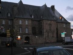 Couvent -  France: 48°43'49.0