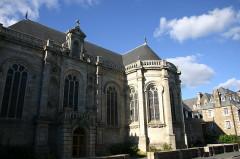 Couvent -  Lannion - Monastère Sainte Anne - Exterieur