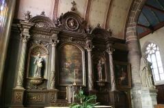 Eglise Saint-Jean-du-Baly - Français:   Église Saint-Jean-du-Baly de Lannion: