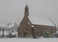 Chapelle Saint-Roch - Brezhoneg: Brelevenez. Sant-Roch. Erc'h 1