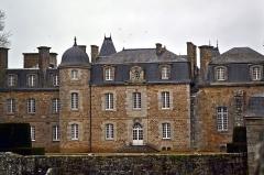 Château de Rosambô - Français:   Château de Rosanbo à Lanvellec dans le pays du Trégor (Côtes d\'Armor).