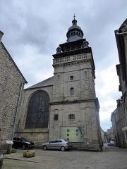 Eglise Saint-Mathurin - Église Saint-Mathurin de Moncontour
