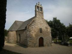 Chapelle de Lanvignec - Français:   Chapelle de Lanvignec à Paimpol