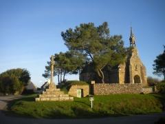 Croix - Brezhoneg: Chapel Santez-Barba (Keriti-Pempoull)