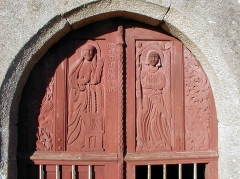 Chapelle Notre-Dame de Lorette - Brezhoneg: Pederneg. Loreta. Dor 2