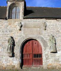 Chapelle Notre-Dame de Lorette - Brezhoneg: Pederneg. Loreta. Dor