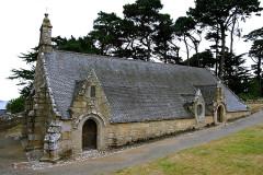 Chapelle de Port-Blanc -  Chapel Norte Dame, Port-Blanc, Bretagne