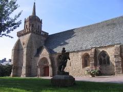 Eglise Saint-Jacques - Français:   Perros-Guirec  Côtes-d\'Armor [[:fr: Bretagne [Bretagne ]]