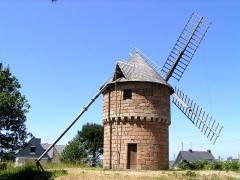 Moulin de la Lande du Crac -  Windmühle , Moulin à Vent