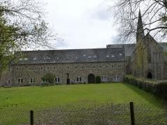 Abbaye de Boquen - Français:   Bâtiments annexes situés au nord ouest de l\'église abbatiale