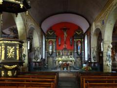 Eglise Saint-Pierre - Brezhoneg: Planiel. Iliz. Nev. Aoter