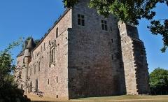 Château de la Roche-Jagu et ses dépendances - English: Château de La Roche Jagu