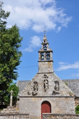 Chapelle de Perros-Hamon - English: Britanny,