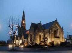 Eglise Saint-Pierre - Brezhoneg: Plougonveur. Iliz. Nedeleg 1