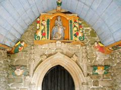Eglise Saint-Pierre - Brezhoneg: Plougraz. Porched. Talgen