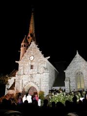 Eglise Saint-Milliau - Brezhoneg: Plouilio. Iliz. Jordi