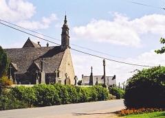 Eglise de Kéraudy - Brezhoneg: Plouilio. Keraodi. 3