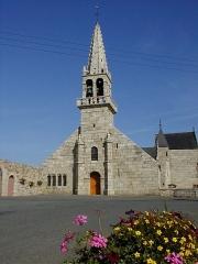 Eglise Notre-Dame des Grâces - Brezhoneg: Pluskuelleg. Iliz. P9280018