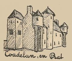 Manoir de Coatelan - Brezhoneg: Prad. Koadelan. La Messelière
