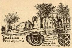 Manoir de Coatelan - Brezhoneg: Prad; Coadelan; La Messeliere