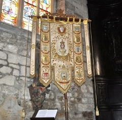 Eglise Notre-Dame du Roncier - Brezhoneg: Banniel-iliz Rostrenn.