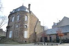 Ancien hôtel de Bellecyse - Français:   L\'Hôtel de Bellescize (xviie)