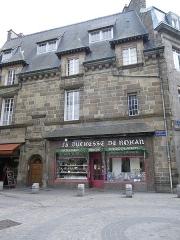 Hôtel de Rohan -  maison du centre de saint brieuc