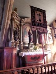 Eglise Saint-Michel - Brezhoneg: Lokmikael-an-Traezh. Banniel St Erwan.