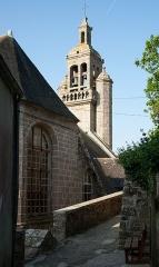 Eglise Saint-Raymond, ou Saint-Rumon -  Audierne - Église Saint-Raymond