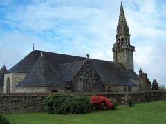 Eglise Saint-Pierre - English: Church Saint-Pierre de Berrien, Brittany